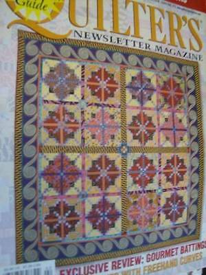 2006 Quilter's Newletter Magazine Your Choice