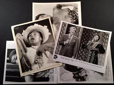 9 Pearl Bailey Assorted Vintage Movie Still Photo Lot A93