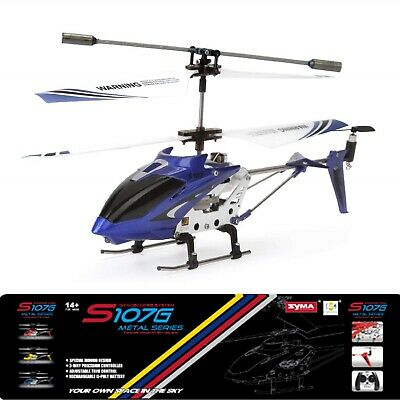 SYMA S109G 3 5 Channel RC Helicopter with Gyro US Seller Brand new
