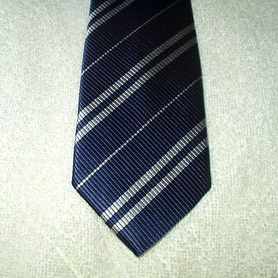 Tie Novelty Cosplay Harry Potter Ravenclaw Blue & Silver