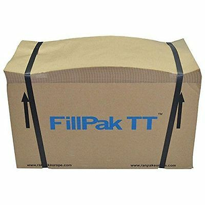 Brown FILLPAK TT Fill Void Paper Wrapping 381mm X 500m Economical Protective