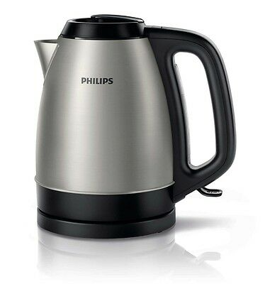 Philips Electric Kettle HD9305 2200W 1.5L Stainless Steel Pot