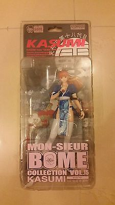 Brand New Kaiyodo Mon-Sieur Bome Collection Vol.15 Kasumi Dead Or Alive Figure