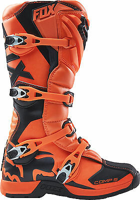 NEW 2016 Fox Racing Comp 5 Motocross Boots, MX, Adult, Mens, Dirtbike Offroad