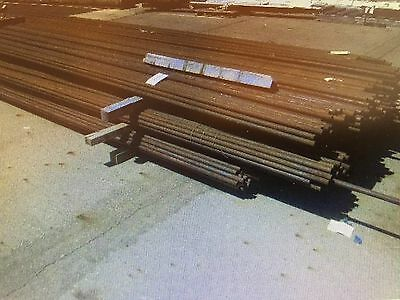 10 SECTIONS OF 20 FT x 1 IN SCH 80 STEEL PIPE