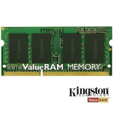 Kingston Technology ValueRAM 8GB DDR3 1600MHz Module 8GB DDR3 1600MHz NUOVO
