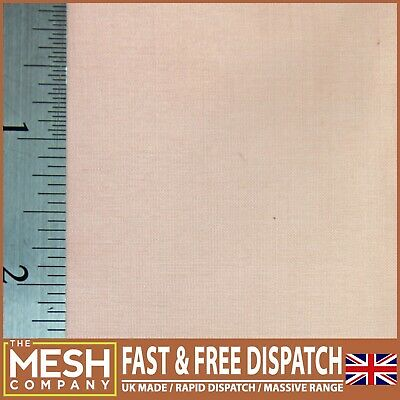 #100 Copper 99.99% ULTRA FINE - RFI Screen Mesh-Bargain Listing-Natural Copper
