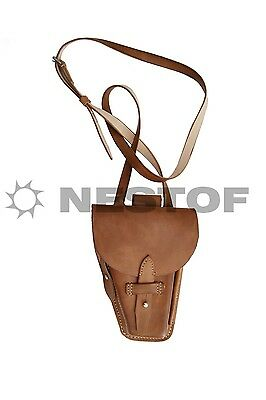 Vis Wz. 35 M1935 Holster Kabura Perfect Natural Leather Replica Free Shipping