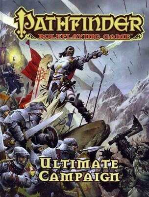 Pathfinder Roleplaying Game: Ultimate Campaign by Jason Bulmahn (English) Free S