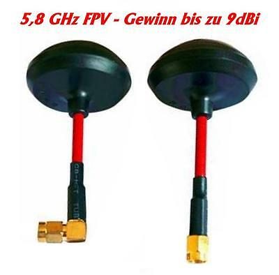 FPV 5.8G Pilz Antenne High Gain RHCP VTX / VRX Clover Mushrooms Antenna Drohne