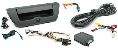 """Rostra Tailgate Handle Backup Camera Kit For 2015-2017 Ford F150 w/4.2"""" Display"""