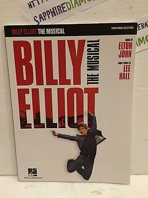Billy Elliot The Musical Souvenir Brochure Used