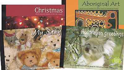 Australia Stamps 2003 Occasions Prestige Booklets Set of 4 SP12-15 Make An Offer