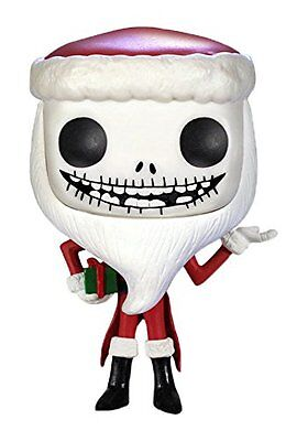 The Nightmare Before Christmas Santa Jack Toy Game Kids Play Gift Featuring Dis