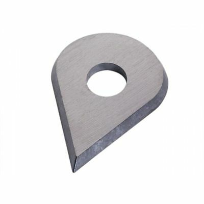 For Bahco BAH625 Pear DROP Carbide Edged Scraper Blade 625