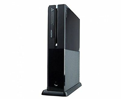 Vertical Stand Mount Holder Cradle for Xbox One Black 0796201002263