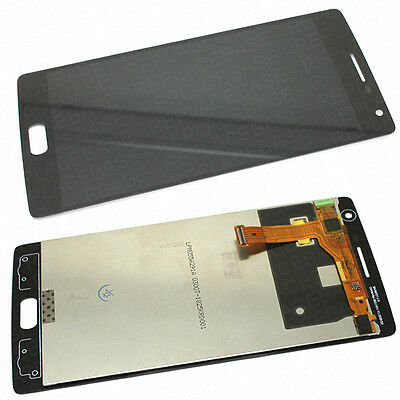 Replacement Touch Screen Digitizer Front Glass For OnePlus 2 LCD Black UK
