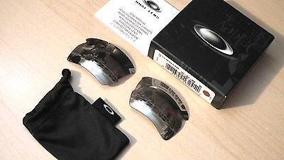 Oakley Flak 2.0 Xl Chrome Iridium Lenses 101-351-008 *authentic*