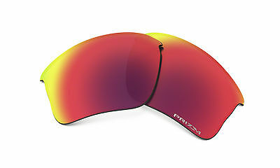Oakley Flak Jacket Xlj Prizm Road Lenses 101-106-005 *authentic*