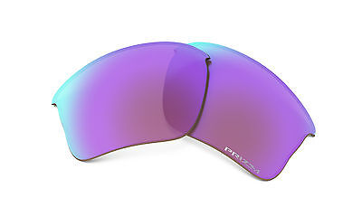 Oakley Flak Jacket Xlj Prizm Golf Lenses 101-106-004 *authentic*