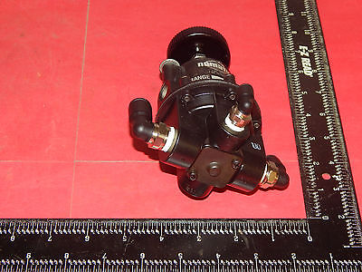 "Numatics R880-03F Regulator 2-150PSI with (3) Legris Fittings 1/4""(.25"")NPT"