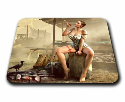 Mousepad The Witcher 3 Blood And Wine - Tappetino per Mouse PS4 PC XBOX ONE