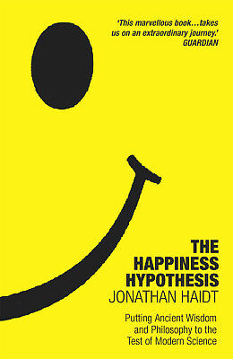 Jonathan Haidt - The Happiness Hypothesis (Paperback) 9780099478898