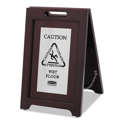 RCP1867508 - Executive 2-Sided Multi-Lingual Caution Sign