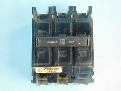 Westinghouse 3-Pole, 40 Amp, 240V Circuit Breaker QC3040H