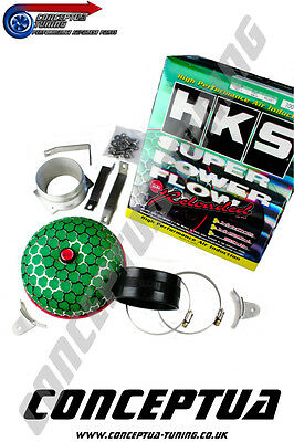 HKS Luftfilter PowerFlow Nachgeladen Induktion Kit-für R34 GTT Skyline RB25DET
