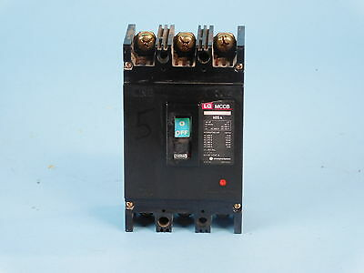 LG 3-Pole, 100 Amp, 690V Circuit Breaker ABS 103