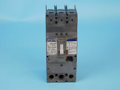 General Electric 3-Pole, 250 Amp, Circuit Breaker SFHA36AT0250
