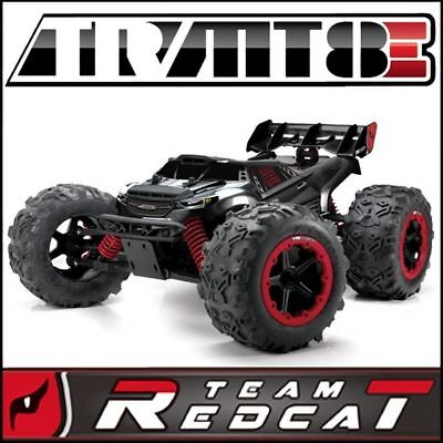 Team Redcat TR-MT8E Monster Truck 4WD 1/8 Brushless Electric ARTR w/2.4GHz Radio