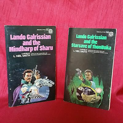 *1st/1st* Lando Calrissian and the Mindharp of Sharu, Starcave of Thonboka, NEW!