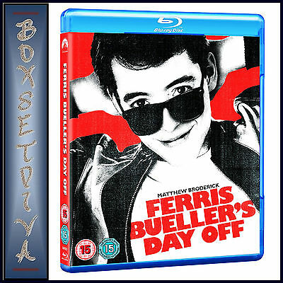 Ferris Buellers Day Off - 30Th Anniversary Edition *Brand New Bluray**