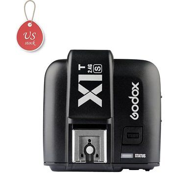 Godox X1T-S TTL 1/8000s HSS 2.4G Flash Trigger Transmitter For Sony DSLR Camera