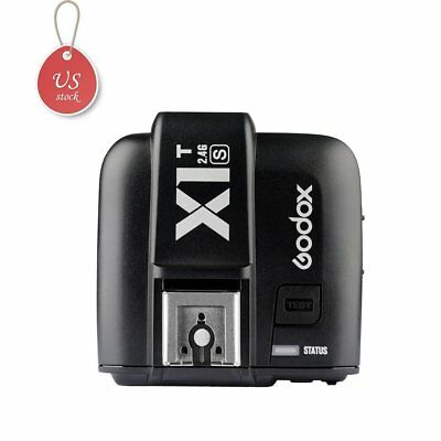 Godox X1T-S TTL HSS 2.4G Camera Flash Trigger Transmitter For Sony A7RII A7 DLSR