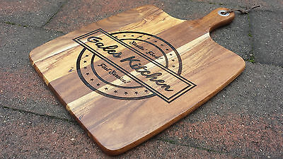 Personalised Cutting Chopping Serving Board Design 6
