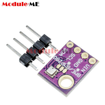 Breakout BME280 Digital Humidity Temperature Barometric Pressure Sensor Module
