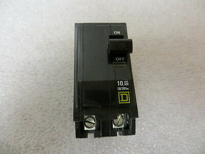 Square D QO270 Two Pole 70 Amp 120/240 Volts QO Breaker Plug in Fits NQOD New