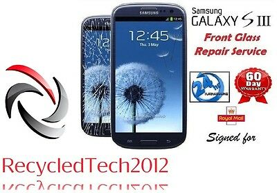 Samsung Galaxy S3 i9300 complete Screen Replacement Cracked  Repair Service