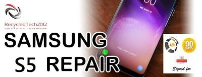Samsung Galaxy S5 G900F Complete LCD repair service