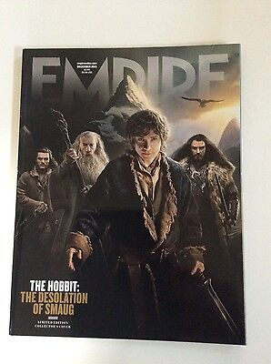 Empire Magazine The Hobbit Limited Edition Collectors Text Free Cover.