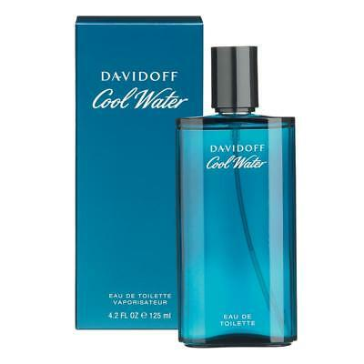Davidoff Cool Water Man Edt 125Ml Profumo Uomo
