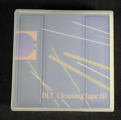 """DLT Cleaning Tape III"" by DLT"
