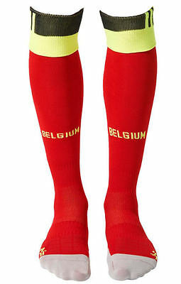 Belgium Kids Home Football Socks 2016-17