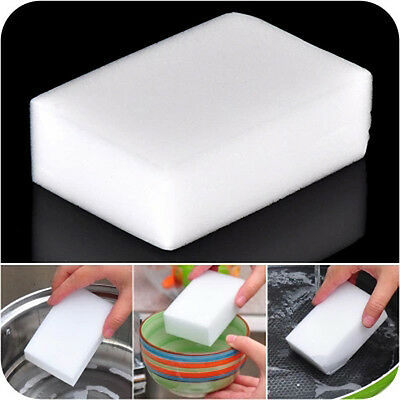 5/20/100Pcs Hot Sale Melamine Cleaner Sponge Magic Eraser Cleaning Reliable LY1S
