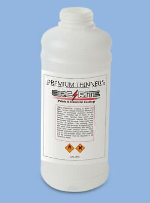 ArcRite Paints Paint Industrial Thinners 1Ltr - Solvent - FREE NEXT DAY DELIVERY