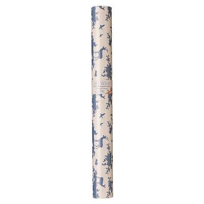 Tilda Forest Design Autumn Tree Gift Wrap Roll Paper Crafts Fabric Materials 10m