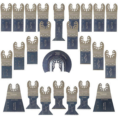 Sabrecut 25 Blades For Bosch Dewalt Stanley Fein Makita Milwaukee Multitool